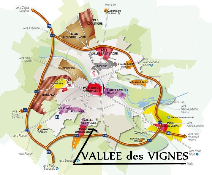 La Vallée des Vignes