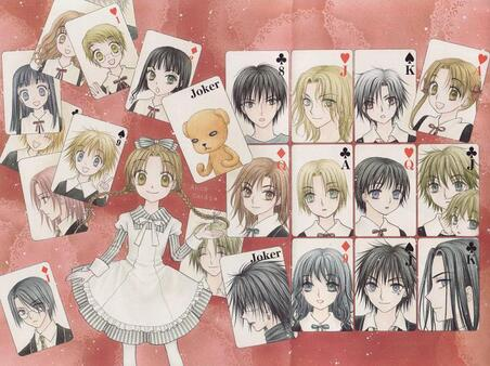l'académie Alice (Gakuen Alice)