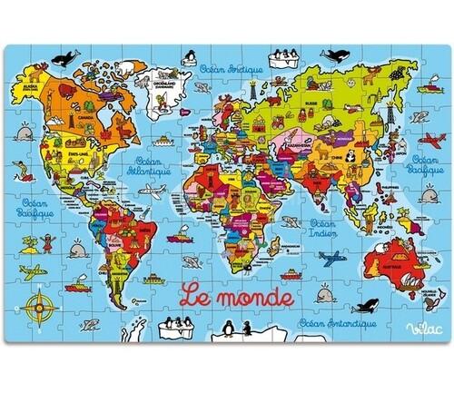 Projet tour du monde