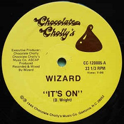 Wizard - It's On