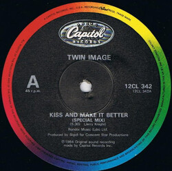 Twin Image - Kiss And Make It Better
