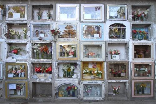 La Paz : le cimetière, une ville dans la ville