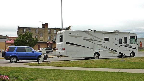 Jour 15 Fort MacLeod camping car