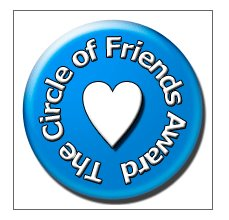 circle of friends award