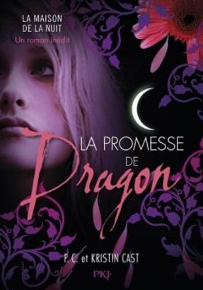 Couverture de La Maison de la Nuit, HS 8.5 : La Promesse de Dragon