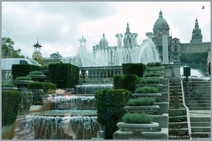 Photos de Barcelone. (2)