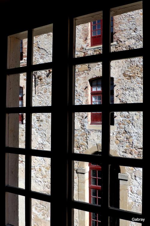 Sorèze : musée Dom Robert et rues de la ville ...