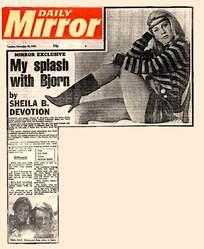 Septembre 1981 : Brève rencontre...