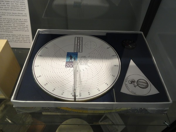 Une belle exposition de cadrans solaires au Musée du Pays Châtillonnais-Trésor de Vix