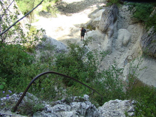 Gorges d'Oppedette (Luberon)