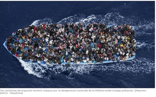 Vers une Europe sans Européens ? (Migrants, Nouvel Ordre Mondial)