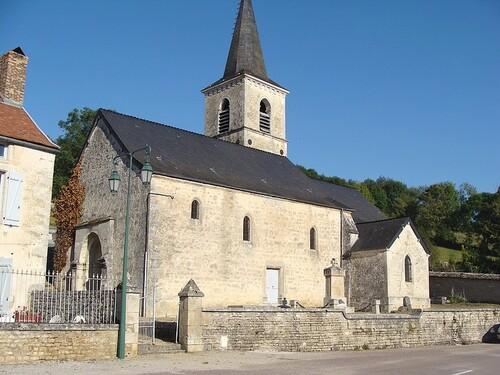 L'Eglise de Rochefort sur Brevon