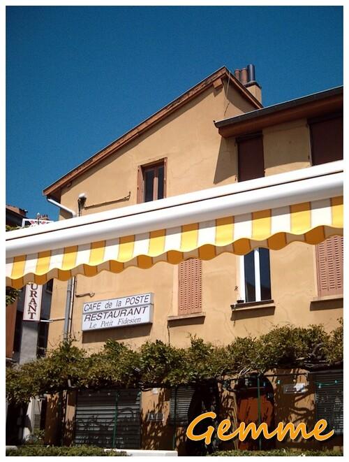 Restaurant Le Petit Fidésien, Ste-Foy Village