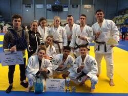 Bravo aux Judokas