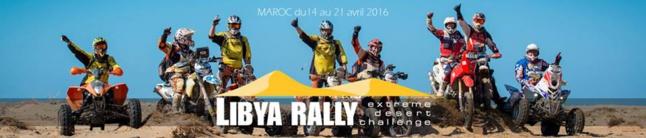 Rallye Lybia Maroc