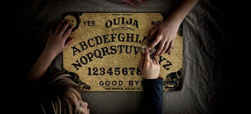 Planche Ouija, attention danger !