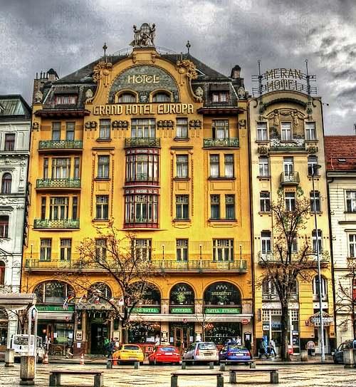Patrimoine mondial de l'Unesco : Centre historique de Prague - 3eme partie
