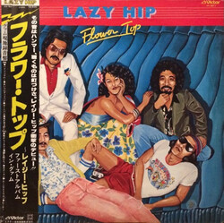 Lazy Hip - Flower Top - Complete LP