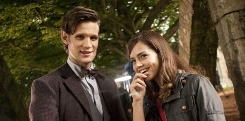 Previews : Doctor Who & Awkward