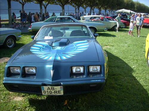 le 30 aout 2015 Rassemblement Aix Auto Legende