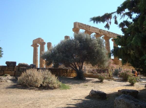 Agrigente, depuis le Temple d'Hera.3jpg