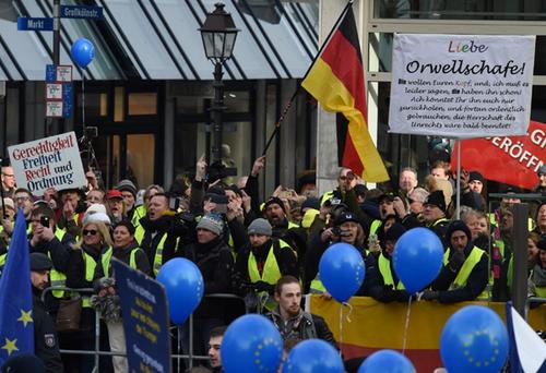 Macron Cheval de Troie de l'Europe allemande