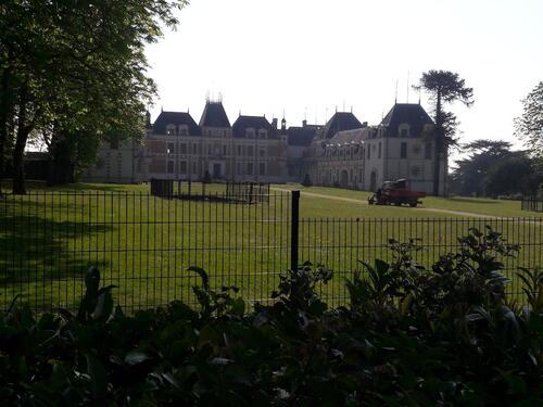 Jeudi - Oudon - Ex  château de Louis de Funès