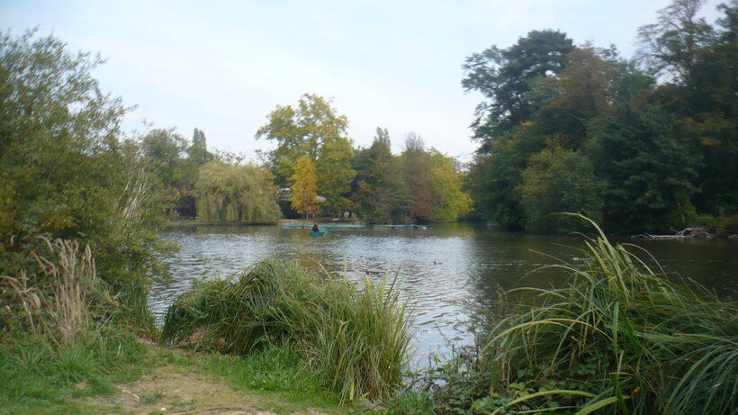 lac des minimes