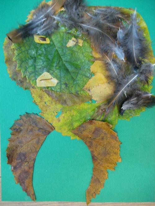L'automne à la manière d'Arcimboldo