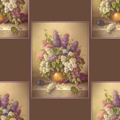 Fonds fleuris
