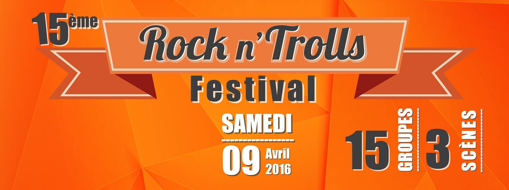 Rock'n'Trolls Festival, Leuze-en-Hainaut (B) le 9 avril