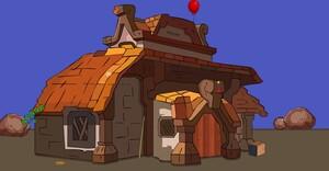 Jouer à Genie Fairy house escape