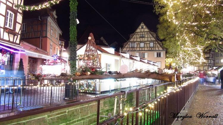 Au temps des marchés de Noël : Autour du Koïfhus