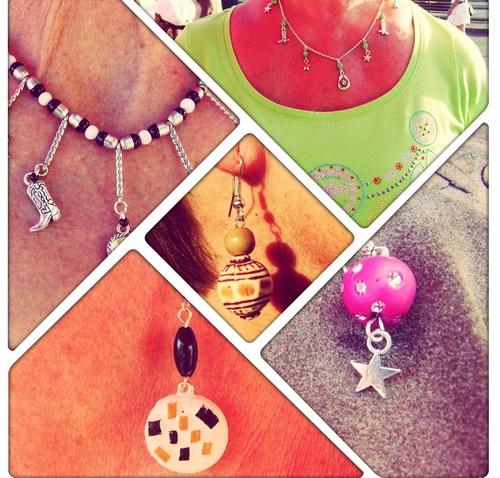 Exposition de mes bijoux à Chanceaux-sur-Choisille