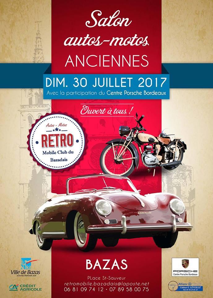 Nouvelle Aquitaine - 30 juillet : 4e salon autos motos rétro de Bazas UKBwOBStyS98bqeUgmlLhgmMXWo