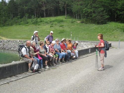 La randonnée autour du Lac Montbel en (Ariège)
