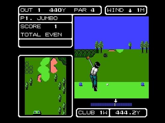 Lee Trevino's Fighting Golf s