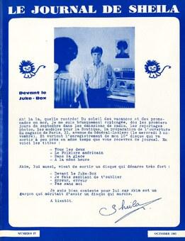 JOURNAL N°17 Octobre 1965