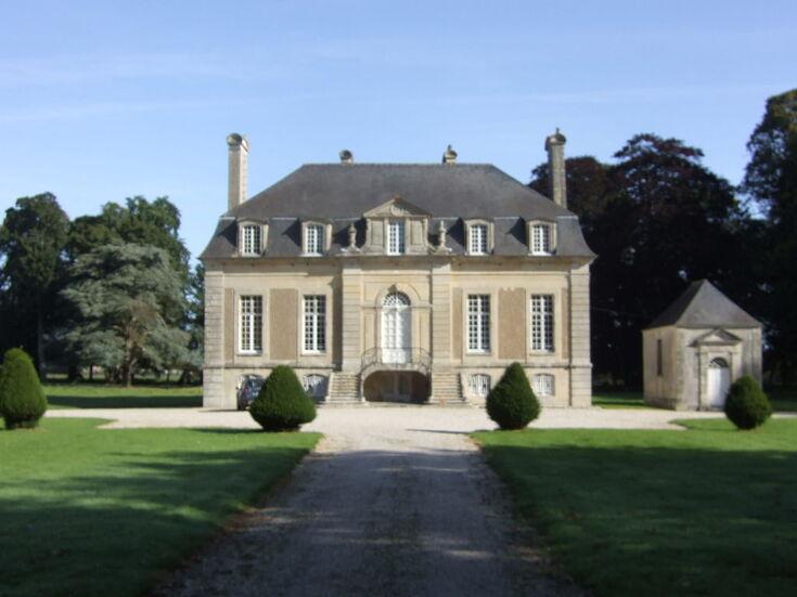 Château de Vaulaville Tour-en-Bessin DSCF2668.JPG