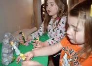 Leçons de Pâques pour les 4-7 ans