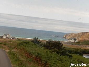 Notre retour en Bretagne après bien des années en bus (3/1)
