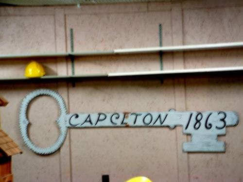 Canada-Québec: Un spectacle sous terre «les mines de Capelton» 1/2