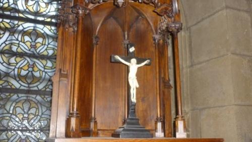 Chapelle de la crypte de la cathédrale