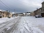 La neige avant le froid