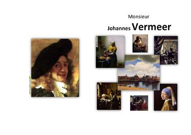 Affiche Johannes Vermeer