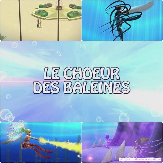 Episode 19 - Le Choeur des Baleines