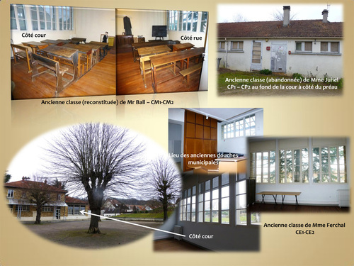 La Mairie-École : poumon des anciens villages
