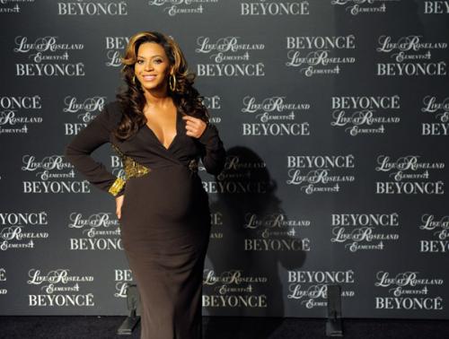 """Beyonce au PREMIERE DE """"LIVE AT ROSELAND"""""""