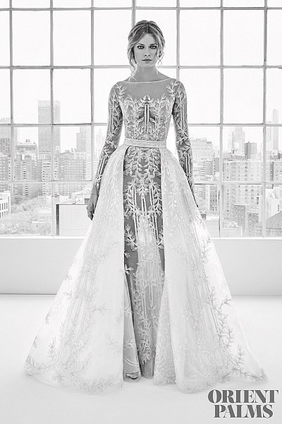 Robes de mariées Zuhair Murad collection 2017-2018