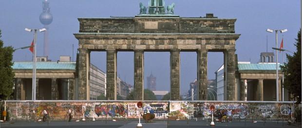 Une chute planifiée ,celle du mur de Berlin